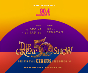The Great 50 Circus